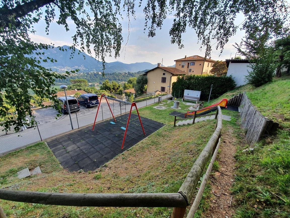 Studio Spazi verdi pubblici a Breganzona